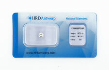 Brilliant Hrd Certified 0,32 Ct. W (H) Si1 170003072167