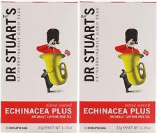 Dr Stuart's Echinacea Plus - 15 Bags (Pack of 2)