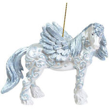 Angel Clydesdale Horse of a Different Color Ornament