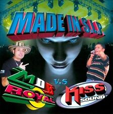 Made In S.L.P.: Mdb Royal Vs. Kiss Sound by Various Artists (CD, Aug-2008, I.M.)