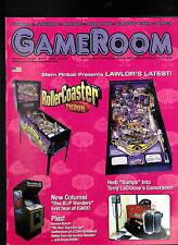 GameRoom Mag Lawlor IGMO Terry LaCrosse Roller Coaster Tycoon September 2002