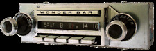 1959 1960 59 60 Corvette Wonderbar AM FM Bluetooth® Radio