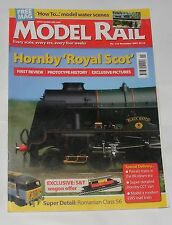 MODEL RAIL - HORNBY 'ROYAL SCOT' -  NO.110 NOVEMBER 2007