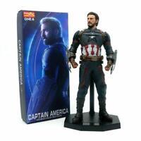 "Avengers Endgame Captain America 1:6 Scale Crazy Toys 12"" Figure Statue Empire"