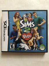 The Sims 2: Pets - Nintendo DS Game