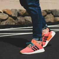 ADIDAS NMD R2 SUMMER Men's Sneakers Trace Orange/Gum/White CQ3081