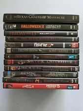 12 Title Horror DVD Collection! [Pick & Choose]