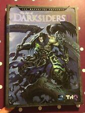The Art Of Darksiders 2 Book Softback THQ Original First Pressing 2013
