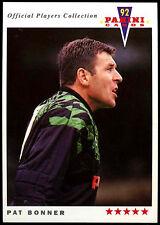 Pat Bonner Celtic #300 Panini Football 1992 Card (C358)