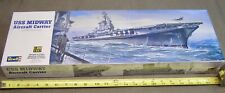 NEW MISB REVELL 1/540 (21 inches long!) scale USS MIDWAY CARRIER