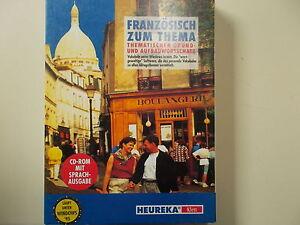 Klett Heureka, French Thematischer Basic- And Aufbauwortschatz CD, #K-1-6