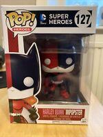 Funko POP! Harley Quinn Vinyl Heroes: DC Comics Impopsters BatGirl