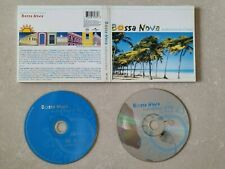 BOSSA NOVA - SOOTHING SOUND OF BRAZIL (VARIOUS ARTISTS) X2 CD