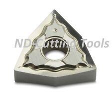 10x Wendeplatten  WNMG 080408- AL K10   Für ALU, Kupfer ,Messng und Plastik