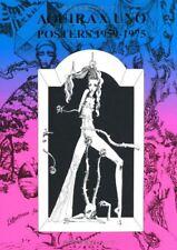 Aquirax Uno Posters 1959-1975 Hardcover art BOOK Artworks illustration NEW F/S