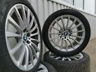 BMW 7 Ser G11 G12 Style 619 8J R18 ET30 Wheels set 36116861224 Reflexsilber