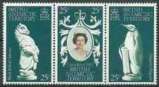 Timbres Famille royale Antarctique GB 75/7 ** (41520AA)