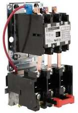 SQUARE D 8911DPSO13V02 DP Motor Starter,3P,20A,120V Coil,Open