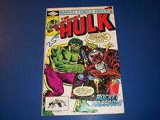 Incredible Hulk #271 Bronze Age 1st Rocket Raccoon Key Issue Wow GOTG