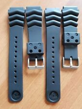 Cinturino Seiko Z22 in gomma 22mm! Rubber Strap Seiko Z22 22mm!