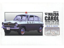 NEW ARII 1962 MAZDA CAROL 1/32 Scale PLASTIC MODEL KIT OWNERS CLUB SERIES