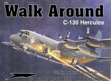 SQUADRON SIGNAL WALK AROUND N.31 C-130 HERCULES-BY LOU DRENDEL-