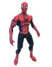 Marvel Comics SPIDERMAN 2 Movie 12 inch Detailed Poseable figure  toy NICE!