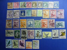 LOT 6165 TIMBRES STAMP DIVERS ANGOLA ANNEE 1898/1951
