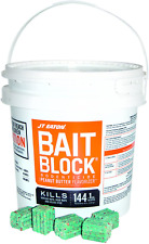 New listing Rat Bait Blocks Mouse Mice Rodent Killer Trap Rodenticide Pest Food Poison Rats