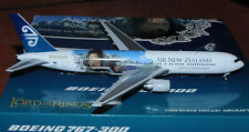 """JC WINGS 1/200 Boeing B767-300 AIR NEW ZEALAND """" Lord of the Rings """" ZK-NCG"""