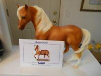 Breyer HORSE #700201 Gold Coast Fall 2001 Show Special MARABELLA MOLD TRAD 1:9