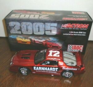 ACTION 2005 DALE EARNHARDT #12 BUDWEISER 1987 TRUE VALUE CAMARO IROC XTREME 1/24