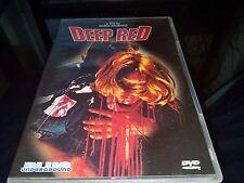 Deep Red: The Hatchet Murders- DVD Dario Argento (Blue Underground)