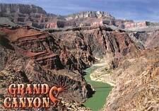 USA Grand Canyon National Park Arizona River Panoramic view