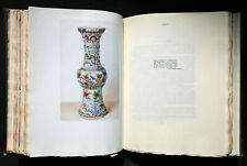 c1923, SCARCE 1ST DELUXE EDITION, THE WARES OF THE MING DYNASTY, LTD EDITION 256