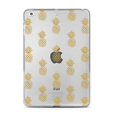 Pineapple Clear Case For iPad 6 Gen Silicone Cover New iPad Air 3 Mini 5 Pro 11