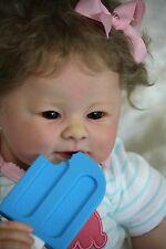 Reborn Baby Doll Greta by nlovewithreborns2011