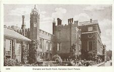 Middlesex Postcard - Orangery and South Front - Hampton Court Palace   ZZ740
