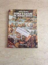 Storia e culture del mondo antico Andrea Giardina 1994