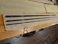 "S-Glass Fly Rod Blank 7' 6"" 3/4 wt 3 piece Reflecting Pond Color, Rod Building"