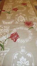 Linen Home & Garden Floral Craft Fabrics