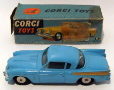 Original Corgi Toys 211 - Studebaker Golden Hawk - Blue