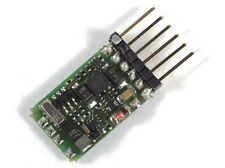 Lenz 10311-02 - Lokdecoder Silver mini+ 0,5 / 0,8A mit St. NEM 651 - Spur N