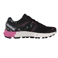 Zapatillas de deporte negros Reebok para mujer