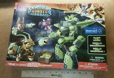 Skylanders Giants Mega Bloks 196 Pcs Walmart Exlusive Swarm Mech Invasion 95422