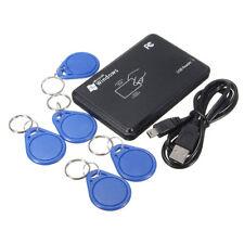 USB 125Khz RFID Contactless Proximity Sensor ID Card Smart Reader w/Cable EM4100