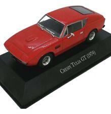 Crespi Tulia GT 1974/Torino Rare Sport Argentina Diecast Car Scale 1:43+Magazine
