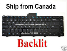 Dell Inspiron 14-3421 14R-5421 15Z-5523 P26F Vostro 2421 Keyboard - Backlit US