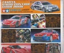 Libro guía de control de radio TAMIYA/Catálogo (2005 EDITION)