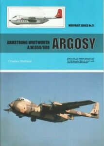WPS71 - NEW Warpaint Series Books 71 Armstrong-Whitworth Argosy A.W.650 / 660